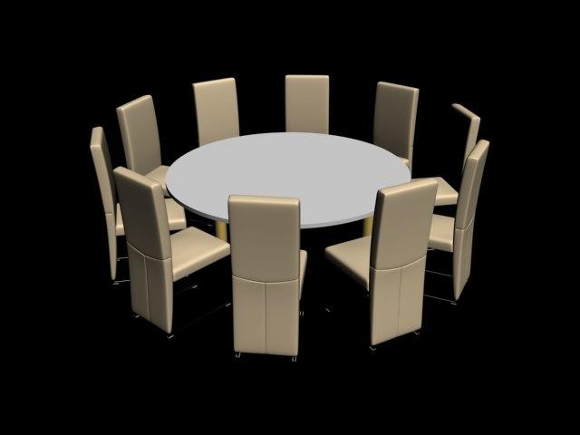 table 10 3d model