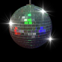3d model discoball disco ball