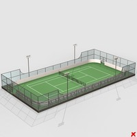 Tennis court002.zip