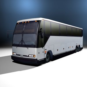 charter bus max