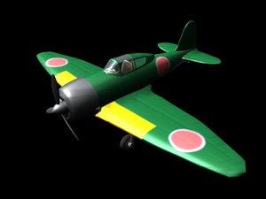 japanese zero plane ma