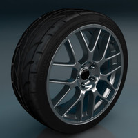 obj sports alloy rim