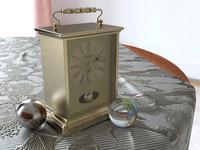 desk clock max