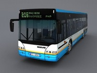 City Bus - textured 4416A