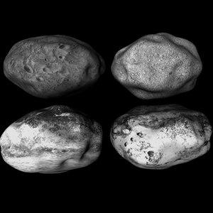 3d 4 meteors