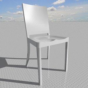 3ds hudson chair
