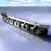 conveyor-C4D