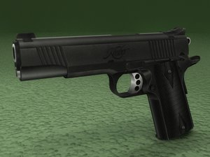 3d kimber swat model