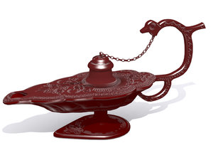 free max mode aladdin lamp