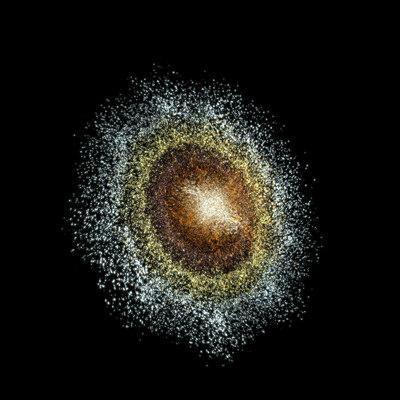 spiral galaxy c4d