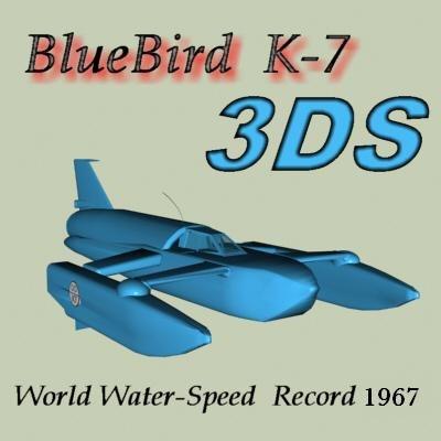 3d world bluebird