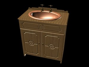 3d bathroom bathcab