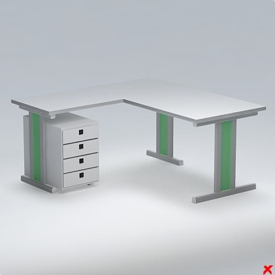 office table dxf