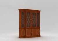 china cabinet -vray.zip