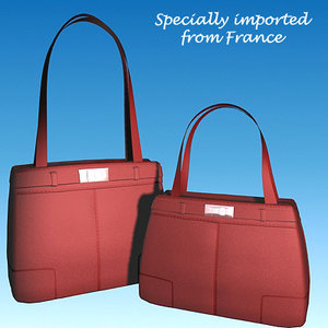3d designer bag - france