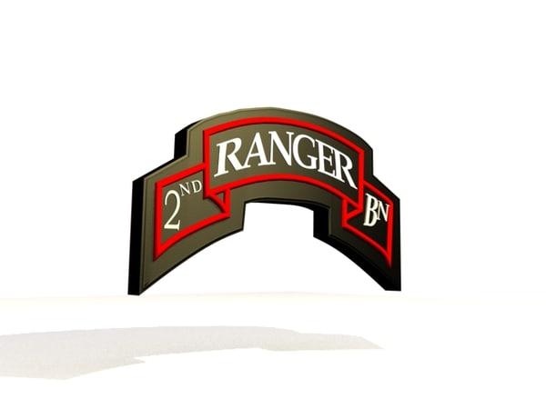 3ds max ranger battalion