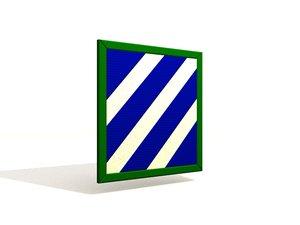 3d 3rd infantry division