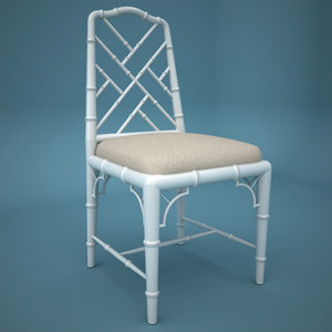 maya chippendale chair