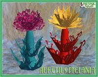 maya alien plant aurelius melania