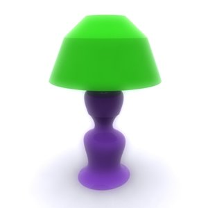 lamp light 3ds free