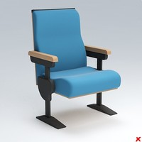 Chair cinema004.ZIP