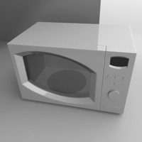 obj microwave oven