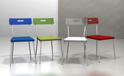 cafe cair chair dwg