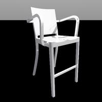 hudson counter stool dwg