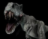 maya rigid t rex