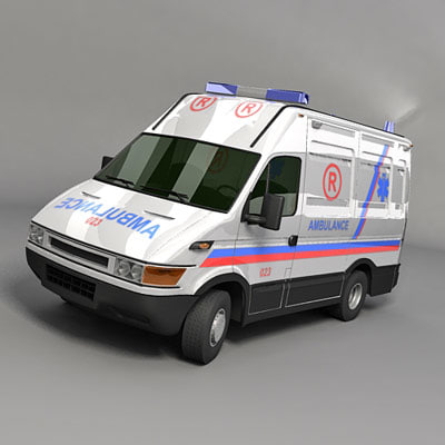 ambulance euro 3ds