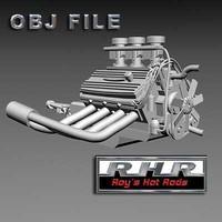 Free 3D Engine Models | TurboSquid