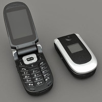 3d model samsung mobile phone