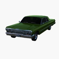 Chevrolet Impala 63