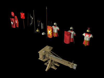 roman soldier items.zip