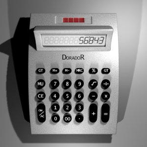 3d calculator calc