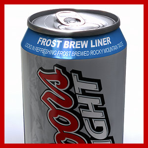 max 33cl coors light beer