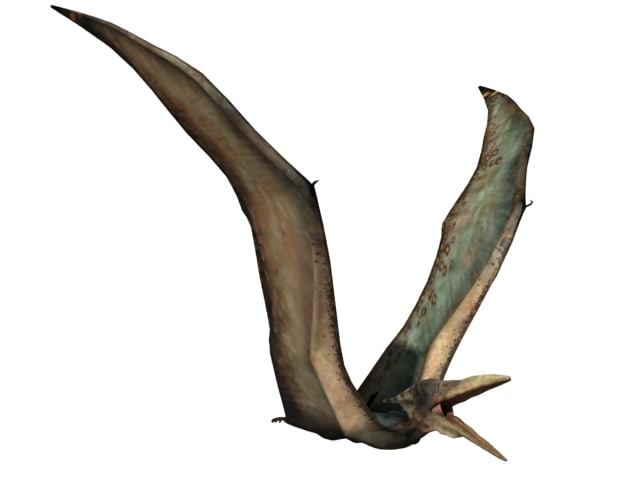 max pterosaur animation