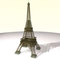 blender eiffel tower