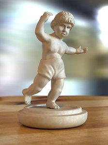 figure cherub max