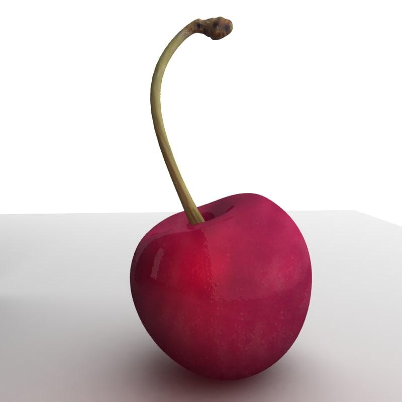 cherry fruit 3ds