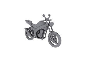 3d motorcycle s