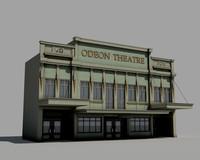 Theatre Restaurant Bar