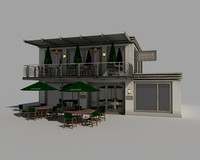 Sand Bar Cafe
