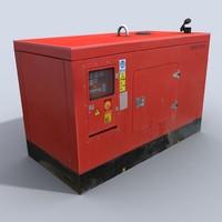 3d model compressor generator