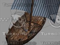 3d 3ds ship