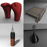 maya boxing ring bags