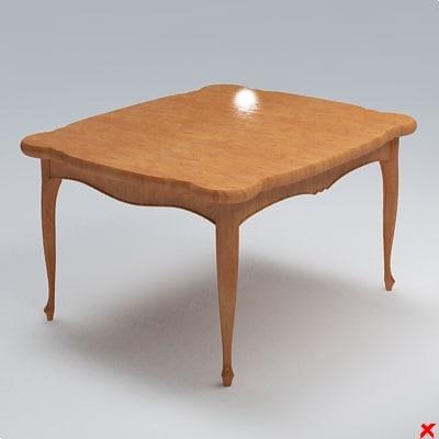 maya table hall