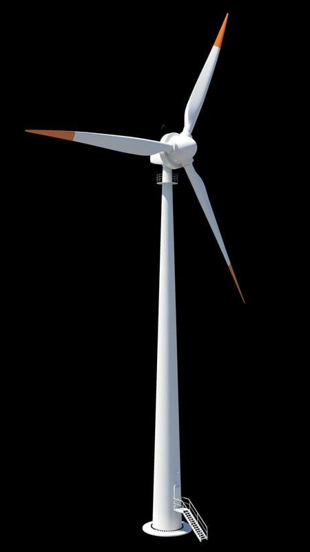 obj windmill