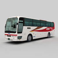 Mitsubishi Fuso Aero Queen (Keio Highway Express Bus)