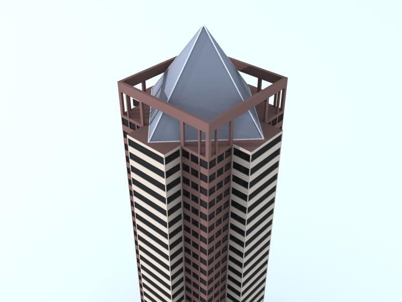 selfmarine building 3d model
